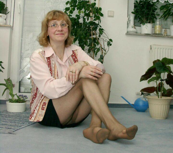 Zena koja ume sa nogama